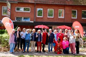 100 Jahre Frauenwahlrecht am 30.11.2018. SPD-Frauen in Norderstedt.