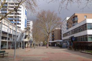 Foto Herold-Center und Polizeirevier Norderstedt