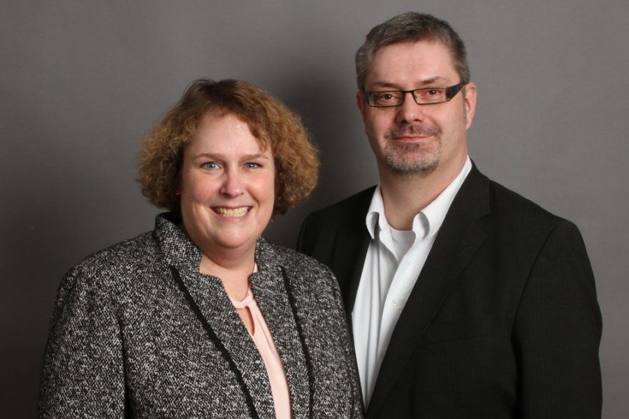 Katrin Fedrowitz und Nicolai Steinhau-Kühl
