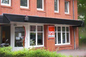 Kreisgeschäftsstelle der SPD im Kreis Segeberg