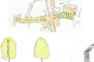 Vision Rathausallee: Alle Verkehrsteilnehmer gleichberechtigt