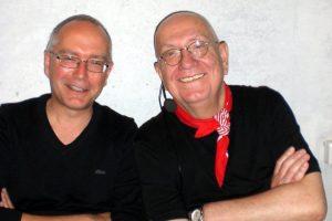 Rainer Lankau und HaWe Kühl