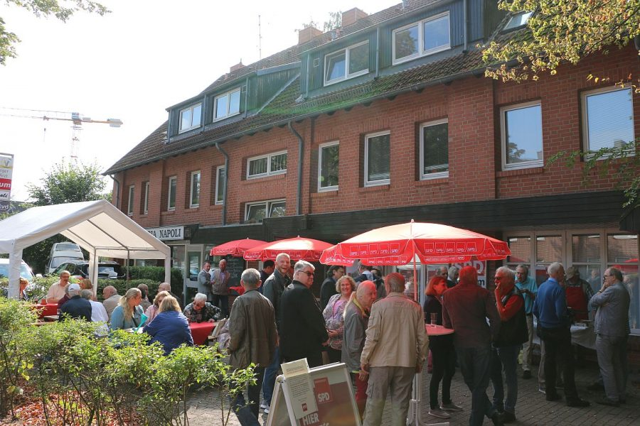 Sommerfest 2019 der Norderstedter SPD