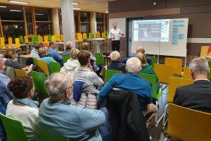 """20 Besucher bei """"SPD vor Ort"""" in Garstedt"""