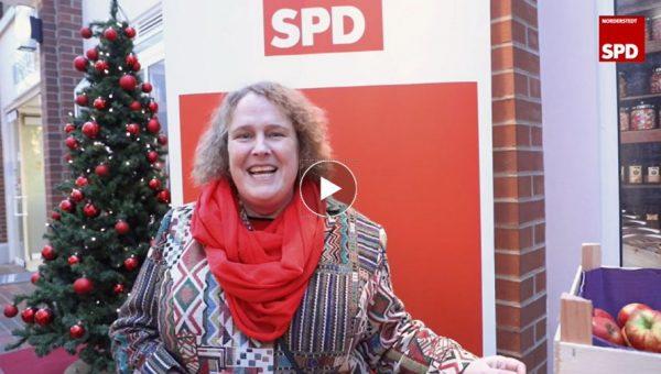 Weihnachtsgrüße 2019 von Katrin Fedrowitz mit Video