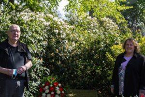 8. Mai 2020 - Gedenken an die Opfer und Jahrestag der Befreiung vom NS-Regime