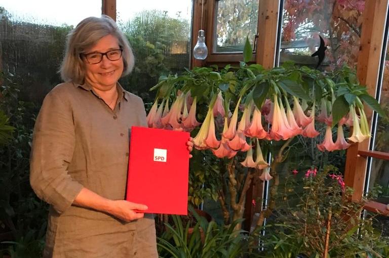 SPD-Ortsverein Norderstedt ehrt langjährige Mitglieder