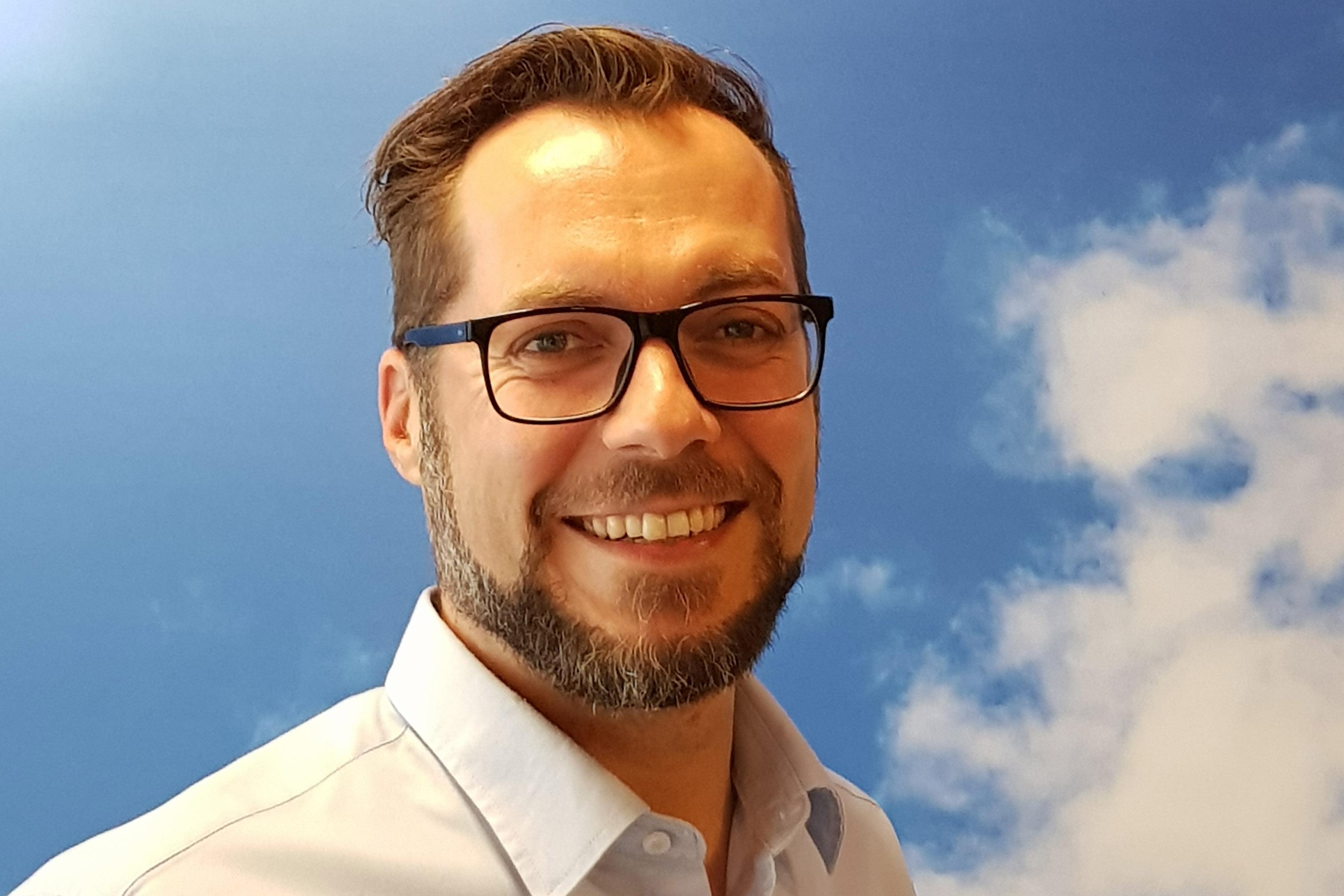 SPD-Bundestagskandidat Bengt Bergt